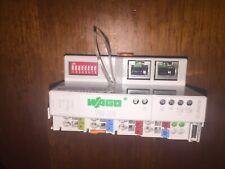 Wago 750-370 I/O-système FELDBus Koppler Profinet io