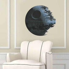 Vendita Calda Film Star Wars Death Star Vinile Adesivi Parete Arte Decalcomania