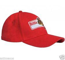 Bubba Gump Shrimp Co hat Run Forrest movie Fan Costume red Cap