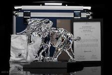 SWAROVSKI FIGURINE ELEPHANT ELEFANTE 854407 Limited Edition 2006