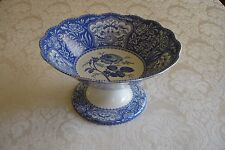 Spode Signature Collection Floral Blue Room Round Comport