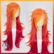 League of Legends LOL Miss Fortune Star Guardian Cosplay Costume Hair Wig