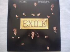 "EXILE-Mixed Emotions 1978 EX/EX WB-Curb BSK 3205 So Rock St Vinyl 33rpm 12""LP"