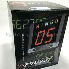 Hanayama Digibingo Z Electrónico bingo Máquina negro de Japón