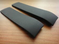 Tissot T-SPORT T-RACE BLACK color Rubber silicon Band strap bracelet T90 4 Chron
