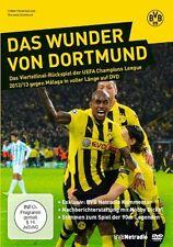 Das Wunder von Dortmund - BVB vs FC Malaga Champions League DVD NEU + OVP!