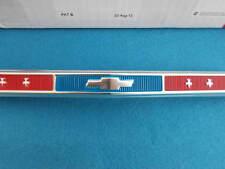 New 1967 Chevrolet Chevelle El Camino Grill Emblem Chevy Bowtie & Correct Colors