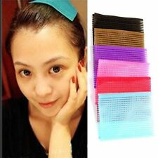 10 Front Hair Fringe Holder Stabilizer Grip Makeup Sticker Pad Wash Face