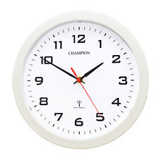 RC55DCF European Central Time Signal DCF 77 Radio Controlled Quartz Wall Clock