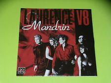 45 tours SP - LAURENCE V8 - MANDRIN - 1989 - MINT - PROMOTIONNEL