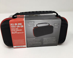 Nintendo Switch & Switch Lite All In One Tout Travel Case