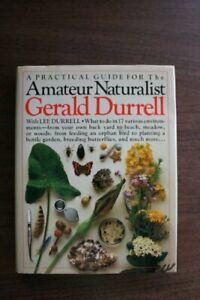 The Amateur Naturalist by Durrell, Lee Book The Fast Free Shipping