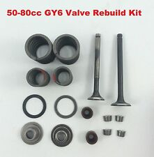 50-80cc GY6 Valve Rebuild Kit KYMCO FlyScooters Tank TGB