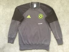 Official Adidas Chelsea FC Football Training Jumper Sweatshirt Medium Carabao