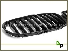 Gloss Black Sport Front Kidney Grille Grill For BMW E85 Z4 Convertible 03-08