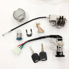 Ignition Switch Key For GY6 49/50cc Peace Roketa Jonway Tank Scooter moped Grand