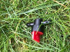 Universal Benzinhahn 90 Grad Öl Benzin Diesel für 6-7mm Ø Schlauch Gartengeräte