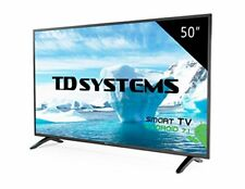 "Televisor 50"" Led Full HD Smart TD Systems K50dlm8fs"