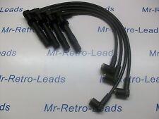 BLACK 8MM PERFORMANCE IGNITION LEADS VW GOLF BORA 1.6 1.4 16V QUALITY HT LEADS