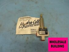 """WANNER HYDRACELL VALVE C62ABSJRREF 3/4"""" NPT, 500-2500 PSI, 14GPM-1GPM CAPACITY"""