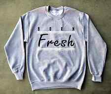 Mens Crewneck Sweatshirt 4 Air Jordan Future Cool Grey 9 11 Hologram Baron 1 13s