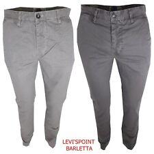 fred mello pantaloni da uomo jeans slim fit cotone estivi estate W30 31 38 44 52