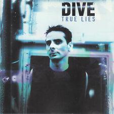 Dive - True Lies CD 1999 Electronic Electro