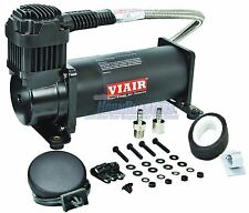 Viair 444C Black Heavyweight Air Compressor for Air Suspension & Train Horns