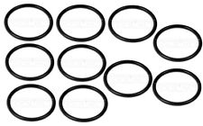 For Buick Encore Cadillac ELR Chevy Cruze Set of 10 Rubber Oil Drain Plug Gasket