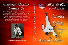 Anthony Atkins - Acrobatic Kicking Instructional DVD Vol.1