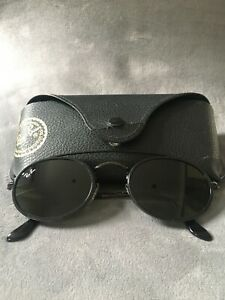 Authentic Ray-Ban RB3847N 9120/31 Sunglasses Black 52 - 23