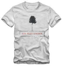 b1db6f4edd T-shirt  Maglietta Six Feet Under TV Series
