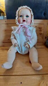 Armand marseille bisque antique doll (german)