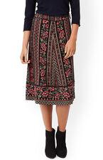 MONSOON Tamara Chevron Print Skirt Size XL BNWT