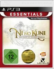 PlayStation 3 Ni No Kuni Der Fluch der Weissen Königin Neuwertig