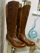 Timberland Earthkeepers Savin Hill Women's Leather Tall Boots UK Size 5