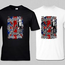 SKINHEAD 50 JAHRE T-Shirt NEU Gr S-3XL Oi! Skinhead Punk Working Class Oi 1969