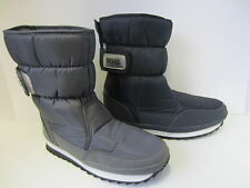 Mens Grey/Navy Reflex Snow Boots UK Sizes 7 - 12  A3015
