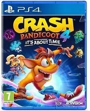 CRASH BANDICOOT 4 IT'S ABOUT TIME PS4 - ITALIANO -  PLAYSTATION 4 - OFFERTA