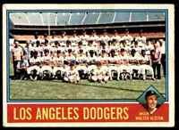 1976 O-Pee-Chee Los Angeles Dodgers . #46