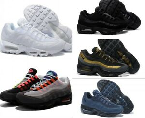 New Men's Women's Air Max 95 Running Sports Trainers Sneakers Air Cushion Shoes