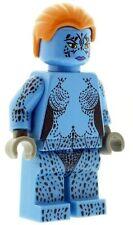 Batman Xmen Superheroes Mystique Figure Super Hero Printed on LEGO Parts