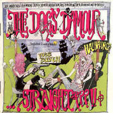 *NEW* CD Album Dogs D'Amour - Straight (Mini LP Style Card Case)