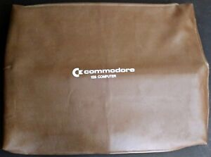 Commodore 128 C128 Official Faux Leather Dust Cover Protector *LAST ONE!*