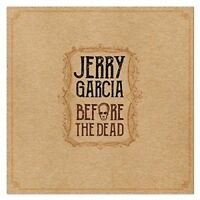 JERRY GARCIA Before the Dead Ltd 2k VINYL 5 LP BOX SET New Sealed Free Ship OOP