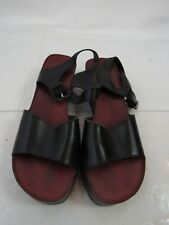 Robert Clerqerie Leather Sandal Size 9