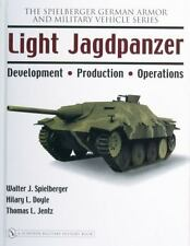 Schiffer Light Jagdpanzer Spielberger German Armor Military Vehicle Tank Series