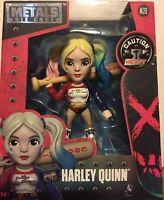 """Jada Metals DC Comics Harley Quinn Suicide Squad Movie (M20) 4""""DIE CAST Figure"""