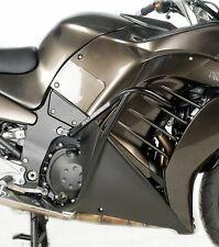 Adventure Bars for Kawasaki GTR 1400 2010 to 2018 Black