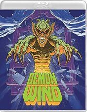 Demon Wind - 2 DISC SET (REGION A Blu-ray New)